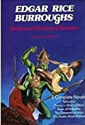 Edgar Rice Burroughs Science Fiction Classics (Barsoom #4-6)