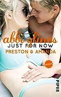 Just for Now – Preston und Amanda (Sea Breeze, #4)