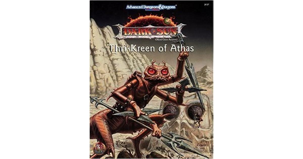 Thri Kreen Of Athas By Tim Beach