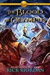 Comic Book for Blood of Olympus