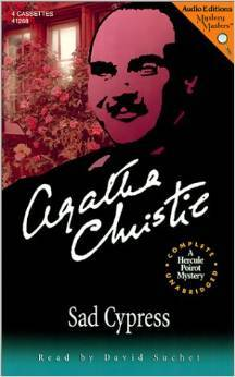 Sad Cypress (Hercule Poirot Series, #21)