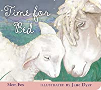 Time for Bed padded board book