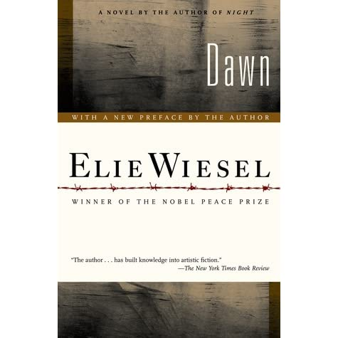 a review of the book dawn by elie wiesel Click to share on twitter (opens in new window) click to share on tumblr (opens in new window) click to share on pinterest (opens in new window.