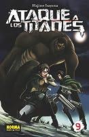 Ataque a los Titanes, Vol. 9