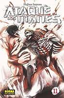 Ataque a los Titanes, Vol. 11