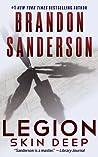 Book cover for Skin Deep (Legion, #2)