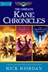 The Kane Chronicles (The Kane Chronicles #1-3)
