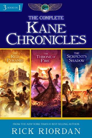 The Kane Chronicles The Kane Chronicles 1 3 By Rick Riordan