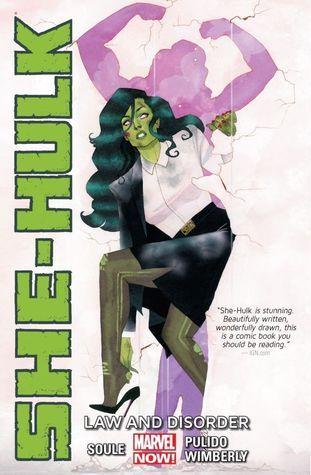 She-Hulk, Volume 1: Law and Disorder