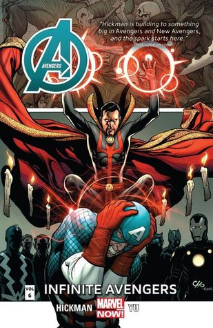 Avengers, Volume 6: Infinite Avengers by Jonathan Hickman