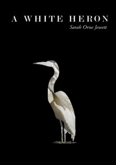 a white heron characters
