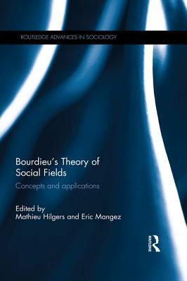 bourdiers theory of social fields