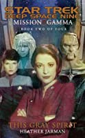 This Gray Spirit (Star Trek Deep Space Nine: Mission Gamma, #2)