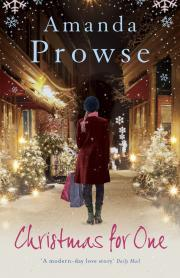 Christmas For One by Amanda Prowse