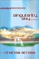 Singularity Sky (Eschaton, #1)