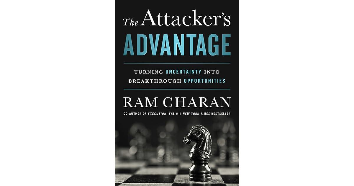 innovation the attackers advantage