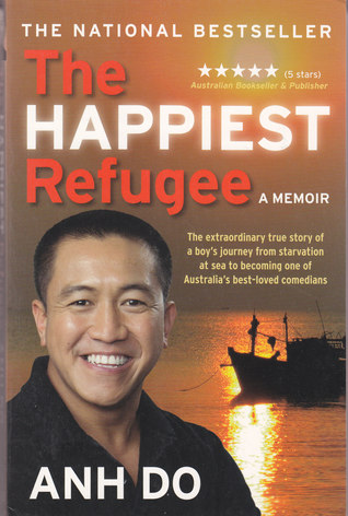 "goodreads — ""The Happiest Refugee"""