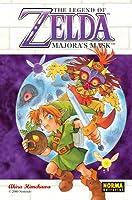 Majora's Mask (The Legend of Zelda, #3)