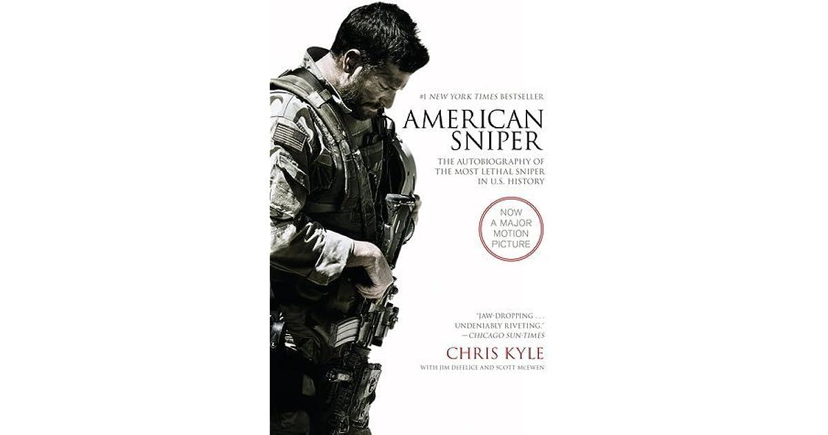 American sniper book genre descriptions