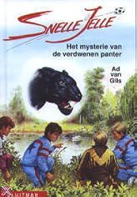 Snelle Jelle: het mysterie van de verdwenen panter