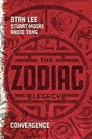 The Zodiac Legacy: Convergence (Zodiac, #1)