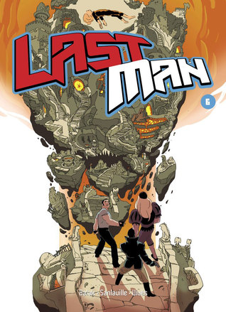 Last Man, Tome 6 by Balak