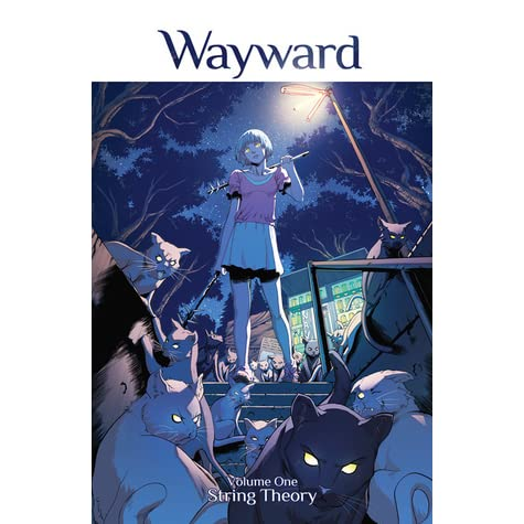 Wayward Vol 1 String Theory By Jim Zub