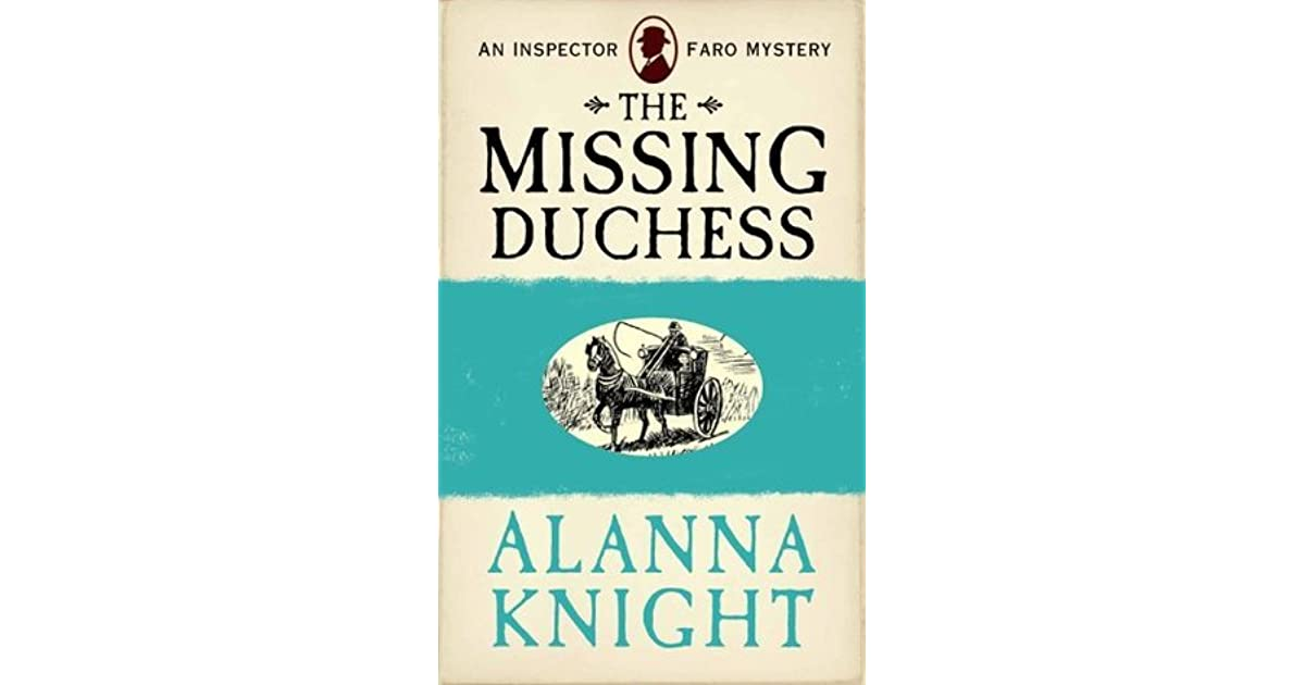 The Missing Duchess (Inspector Faro, Book 8)