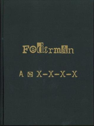 Federman by Raymond Federman