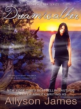 Dreamwalker (Stormwalker, #5)
