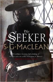 The Seeker (Damian Seeker, #1)