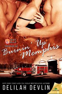 Burnin' Up Memphis by Delilah Devlin