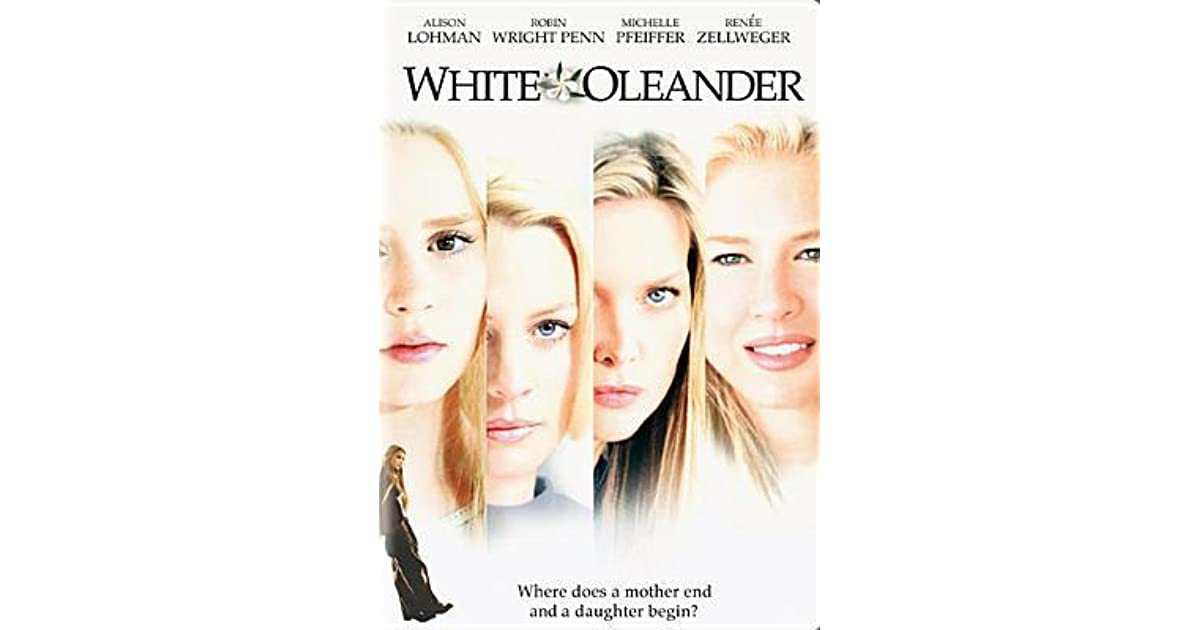 White Oleander Book Cover : White oleander by janet fitch