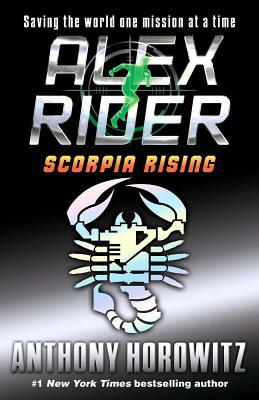 Scorpia Rising by Anthony Horowitz