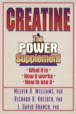 creatine the power supplement