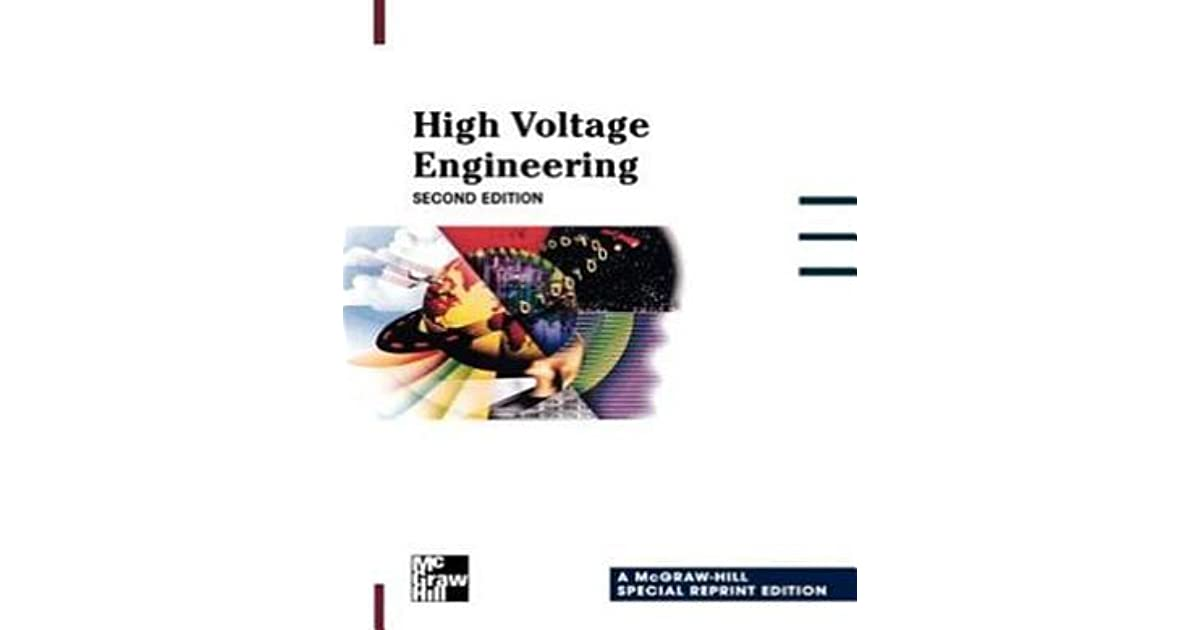 High Voltage Engineering Book By Naidu