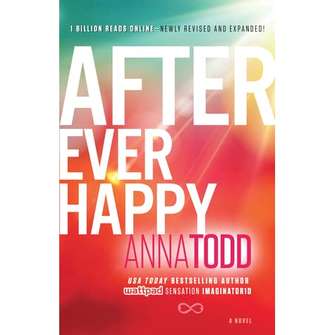 after ever happy after 4 by anna todd � reviews