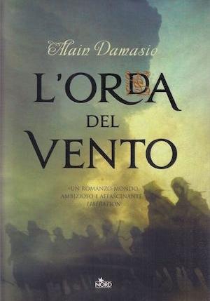 L'orda del vento by Alain Damasio