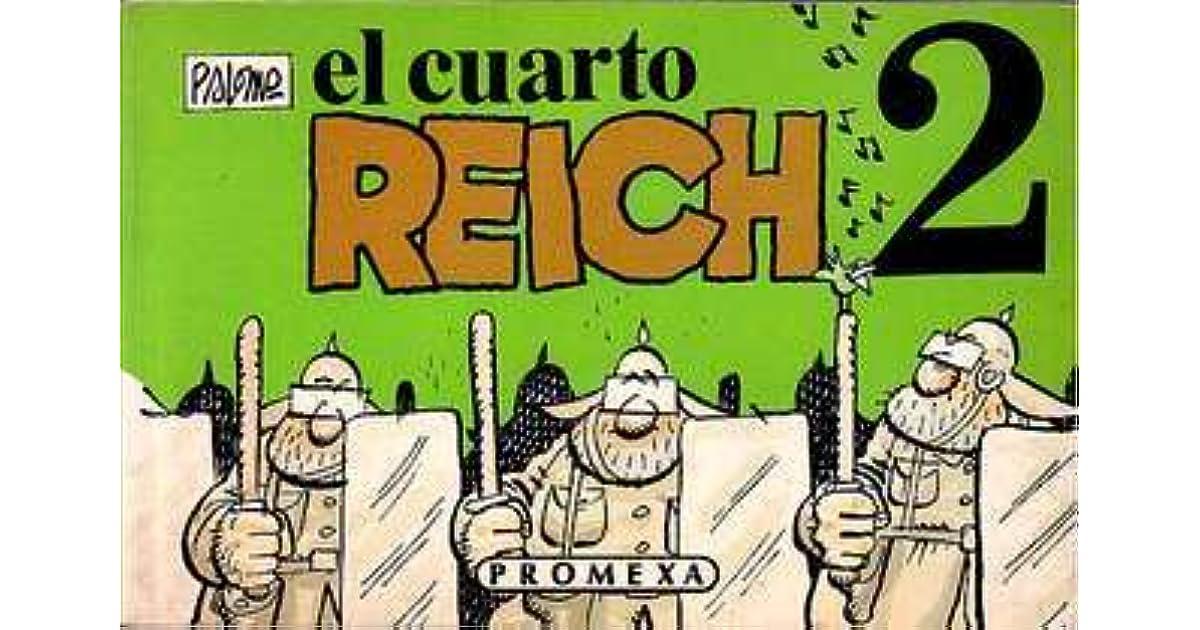 El Cuarto Reich (El Cuarto Reich #2) by José Palomo Fuentes