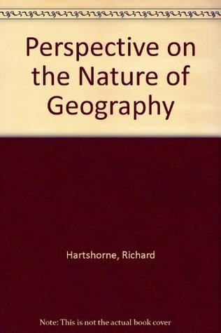 Perspective On The Nature Of Geography