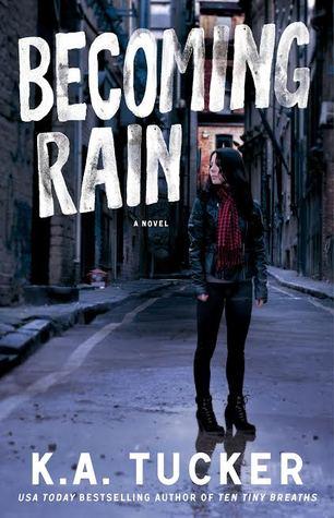 Becoming Rain (Burying Water, #2)