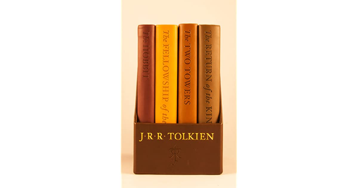 Lord Of The Rings Pocket Book
