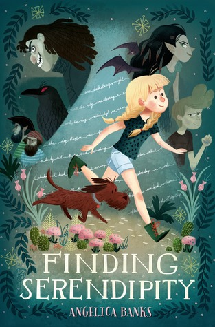 Finding Serendipity (Tuesday McGillycuddy, #1)