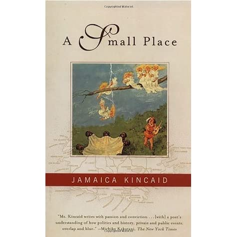 an analysis of the novel lucy by jamaica kincaid