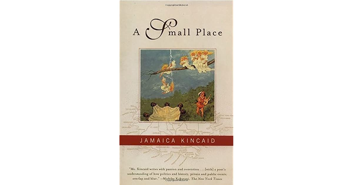 Jamaica Kincaid The Ugly Tourist Pdf