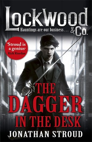 The Dagger in the Desk by