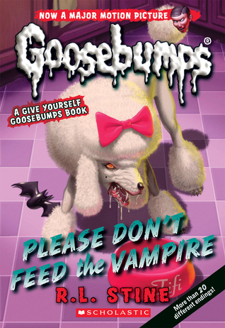 Please Don't Feed the Vampire! by R.L. Stine