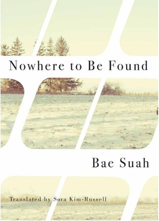 Nowhere to Be Found by Bae Suah