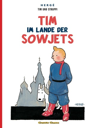 Tim im Lande der Sowjets (Tintin, #1)