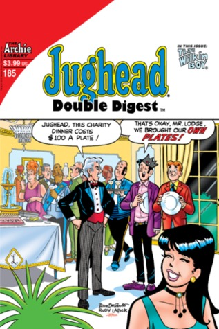 Jughead Double Digest Magazine #185